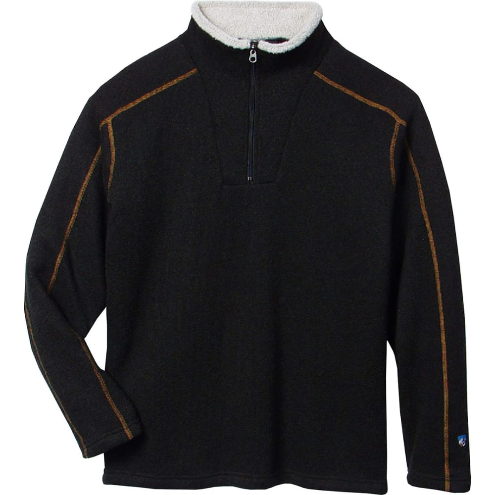 KÜHL Men's Europa Sweater - CHARCOAL