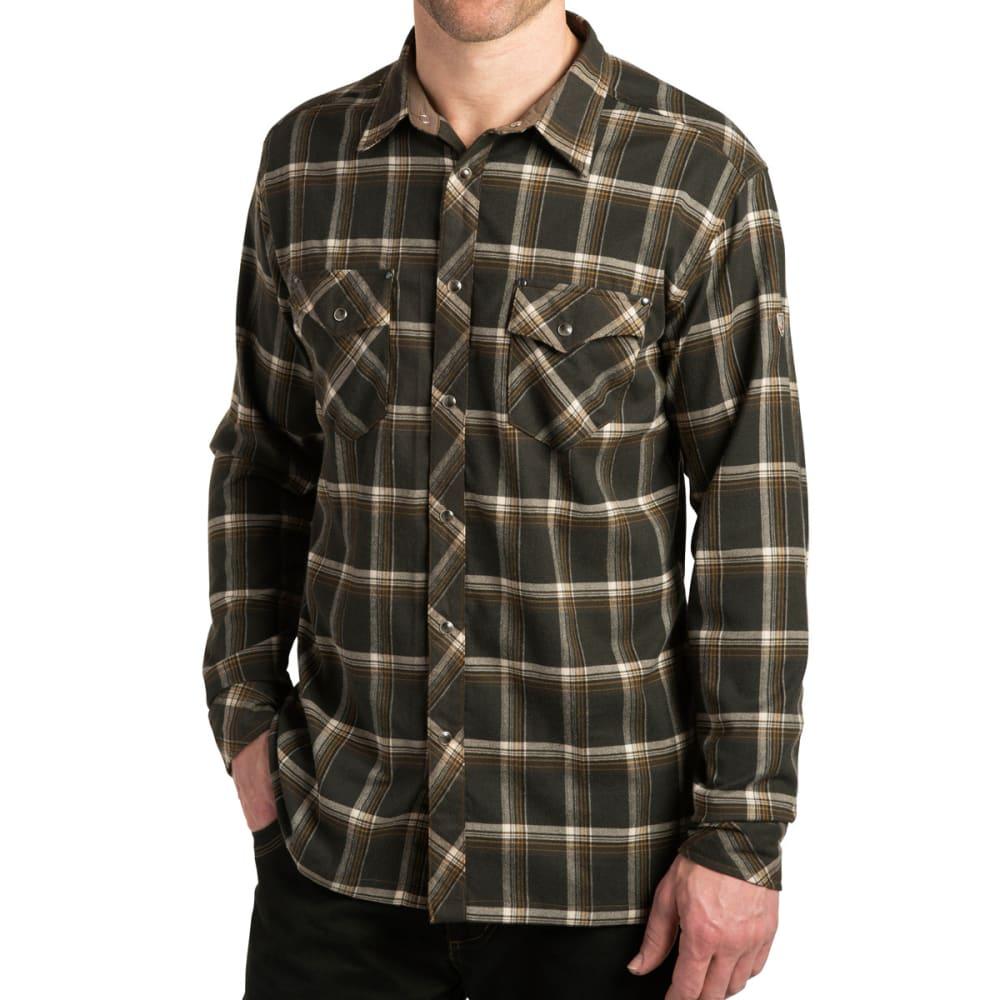 KÜHL Men's Maverik Shirt - ESPRESSO