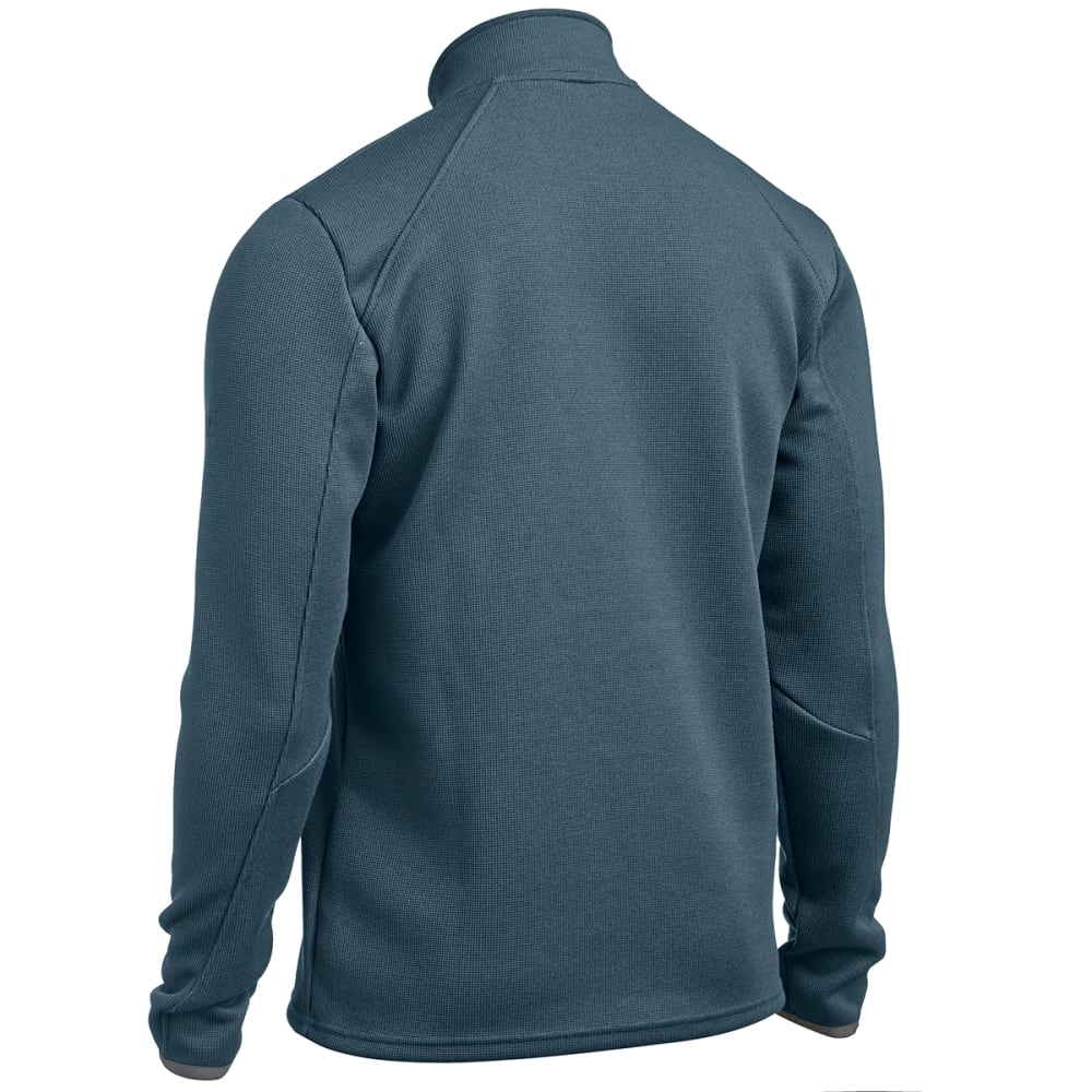 EMS® Men's Lake Placid Pro Fleece ¼ Zip  - DARK SLATE