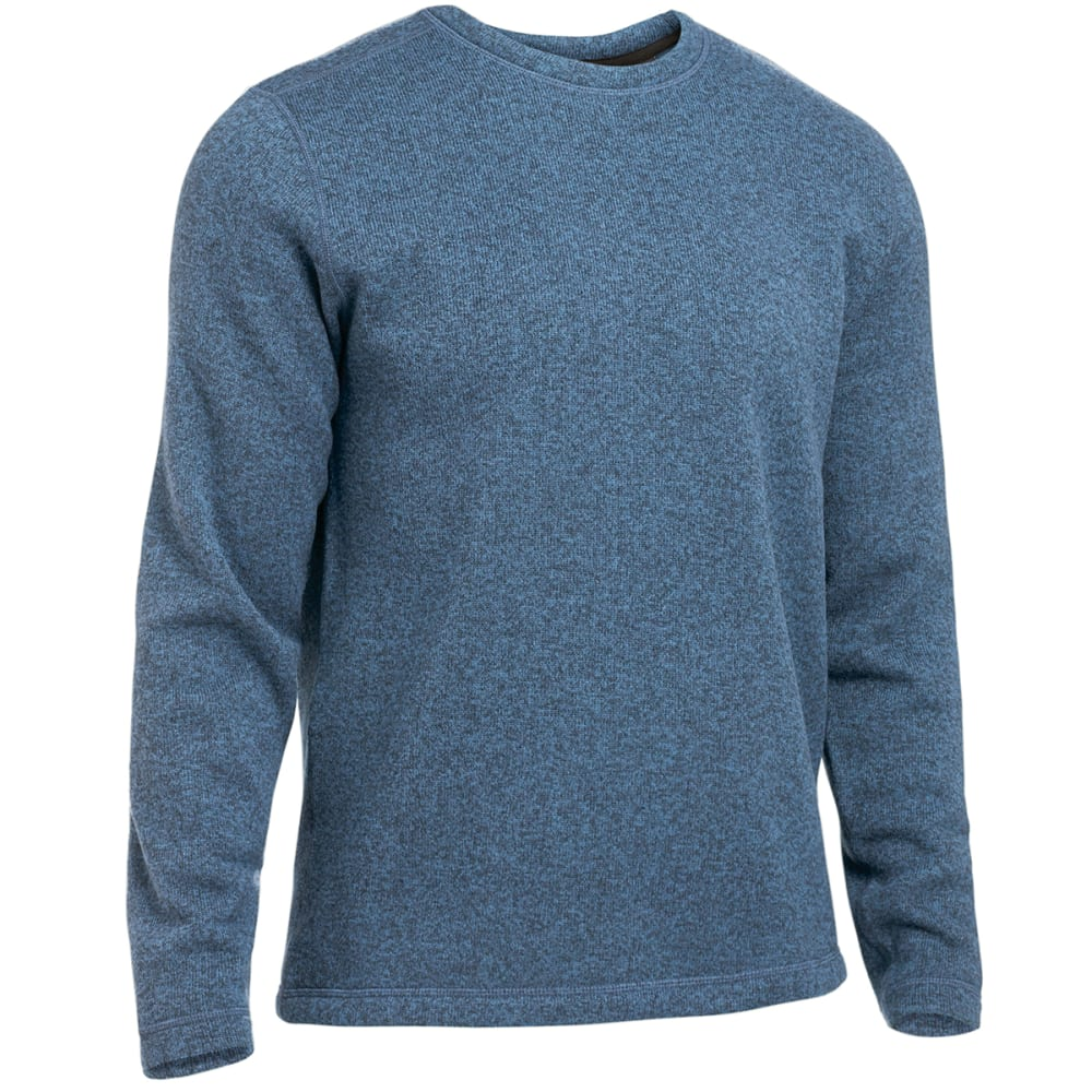 EMS® Men's Heater Crew   - CORONET BLUE HEATHER