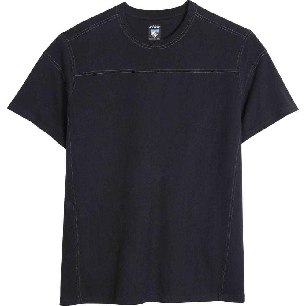 KÜHL Men's Blast T-Shirt, S/S  - RAVEN