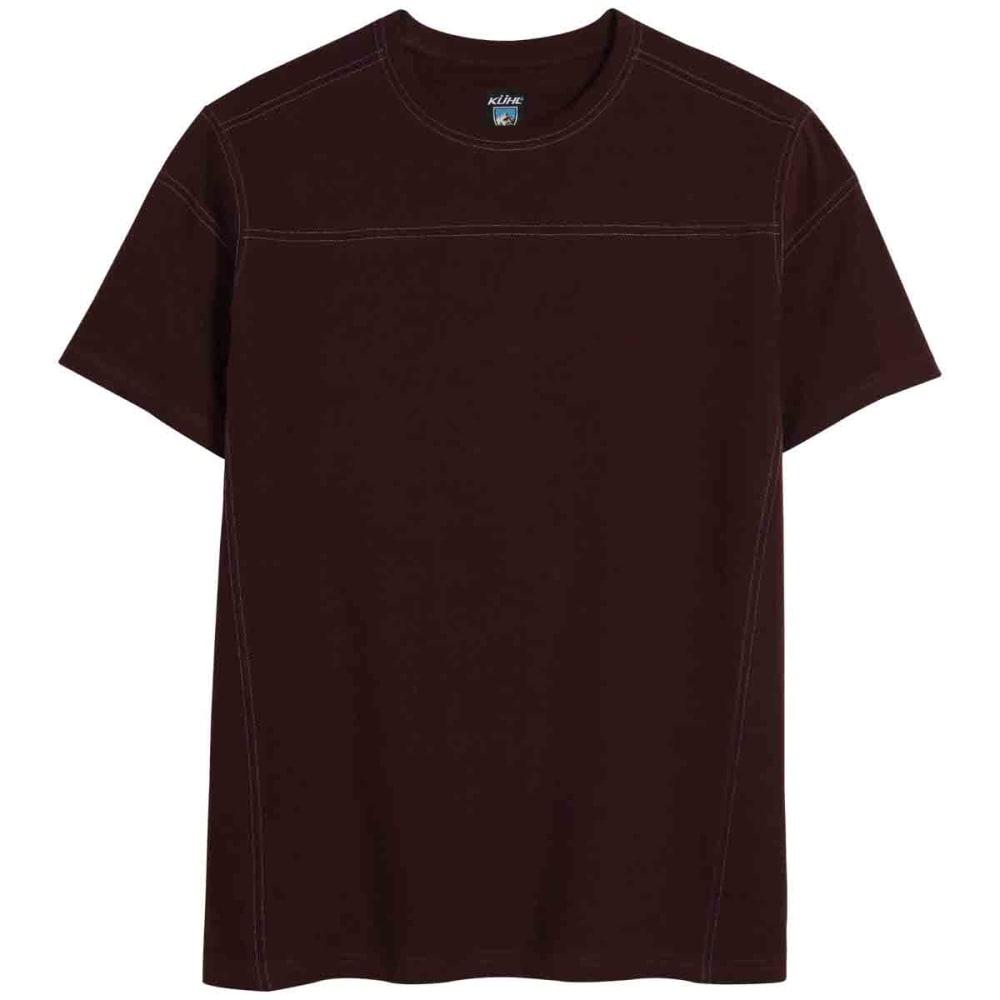 KÜHL Men's Blast T-Shirt, S/S  - BRICK