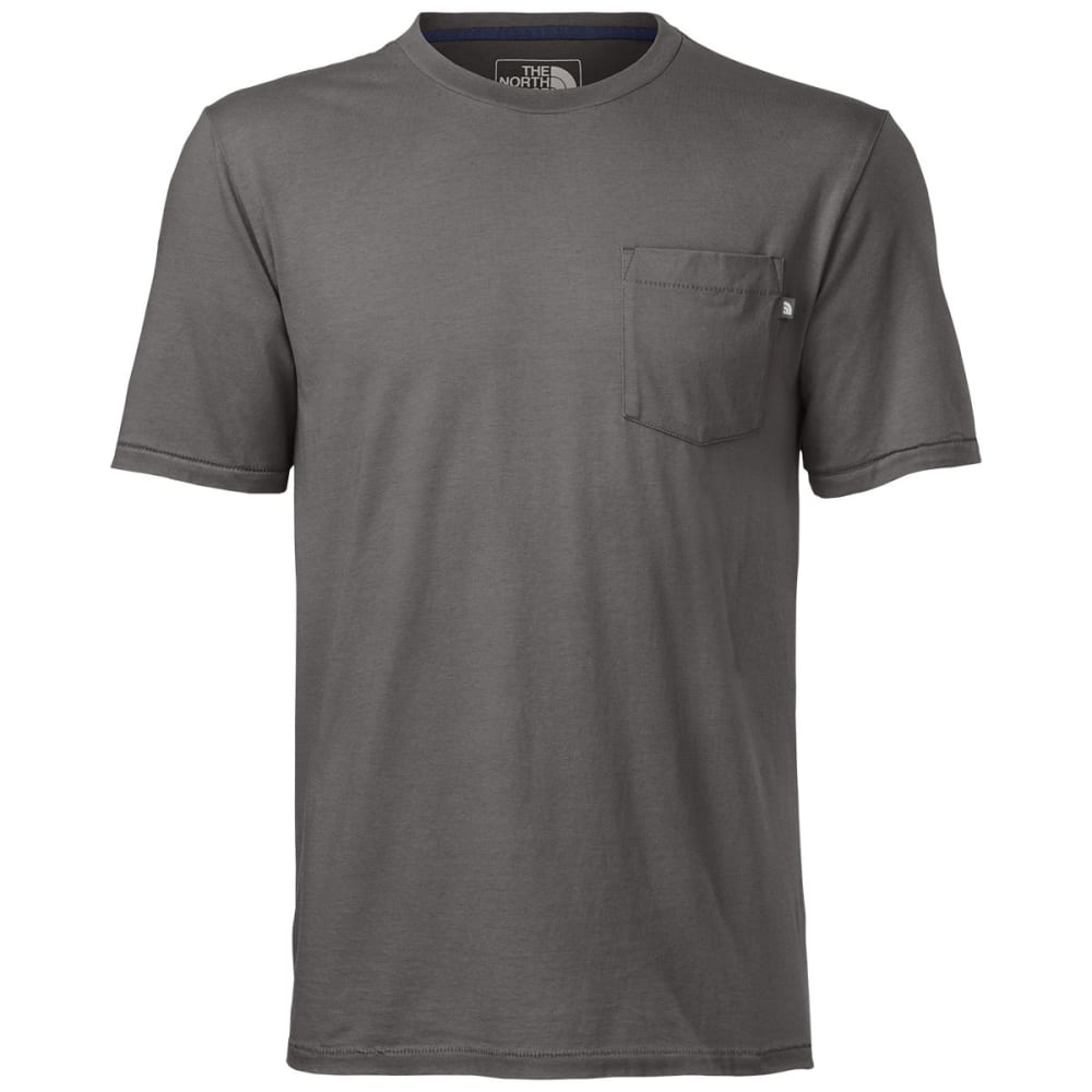 THE NORTH FACE Men's Back in the Pocket T - GRAPHITE GREY