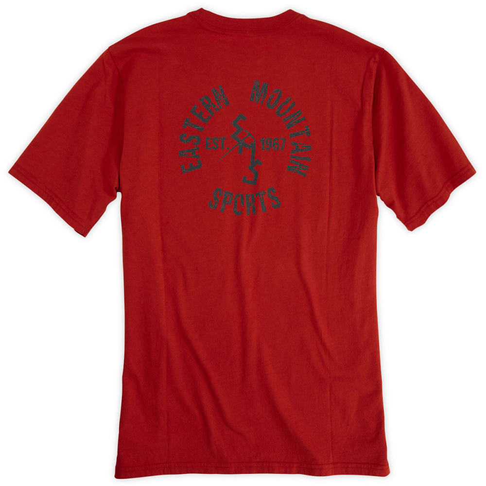 EMS® Men's Ice Axe Graphic Tee  - PRECISION RED