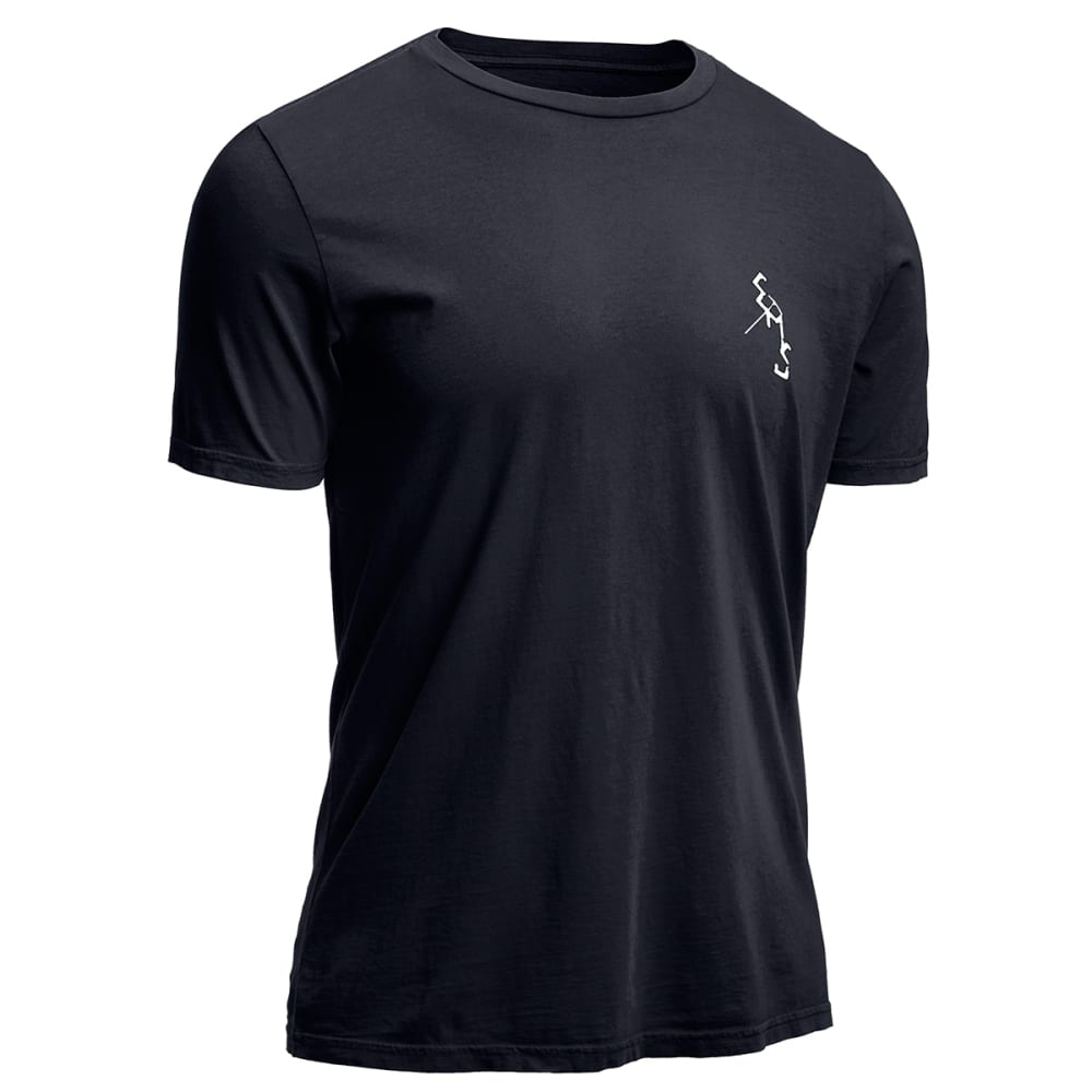 EMS® Men's Ice Axe Graphic Tee  - JET BLACK