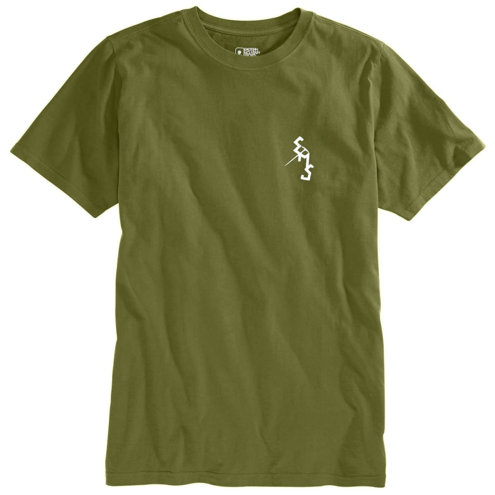 EMS® Men's Ice Axe Graphic Tee - CHIVE