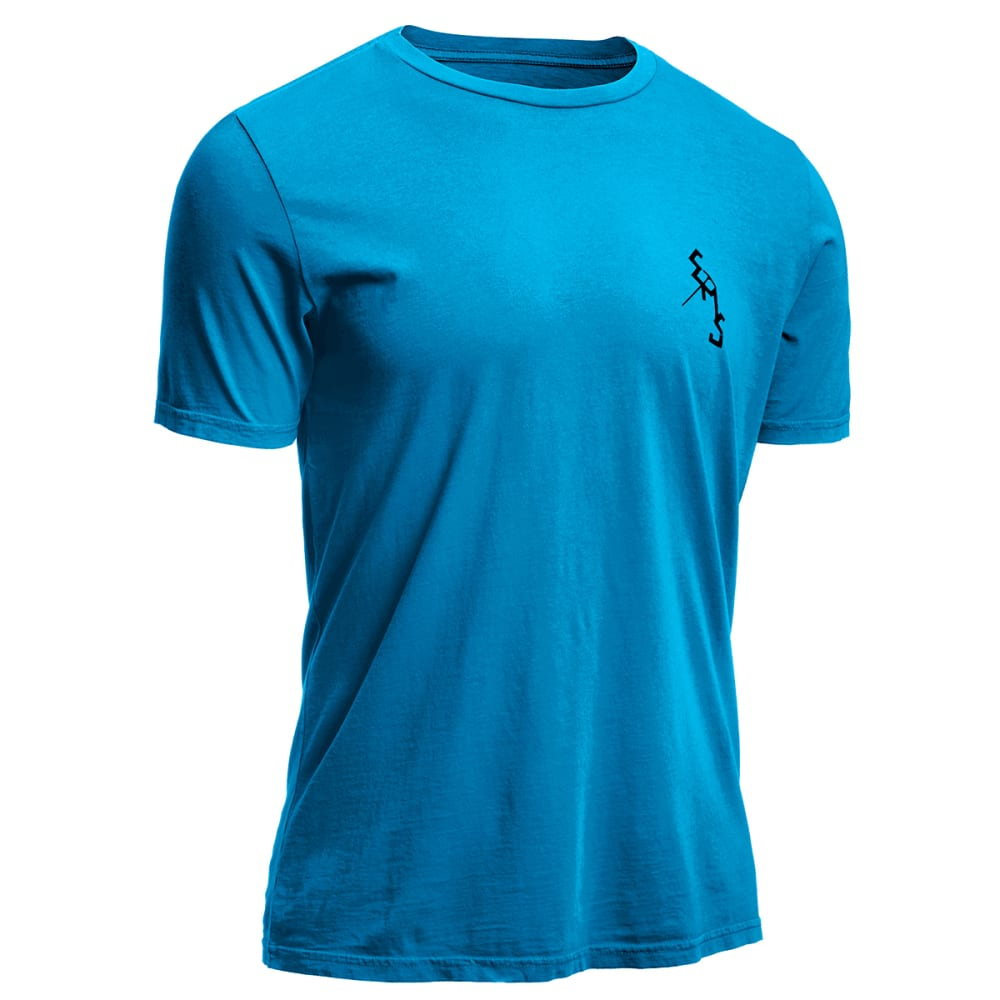 EMS® Men's Ice Axe Graphic Tee - METHYL BLUE