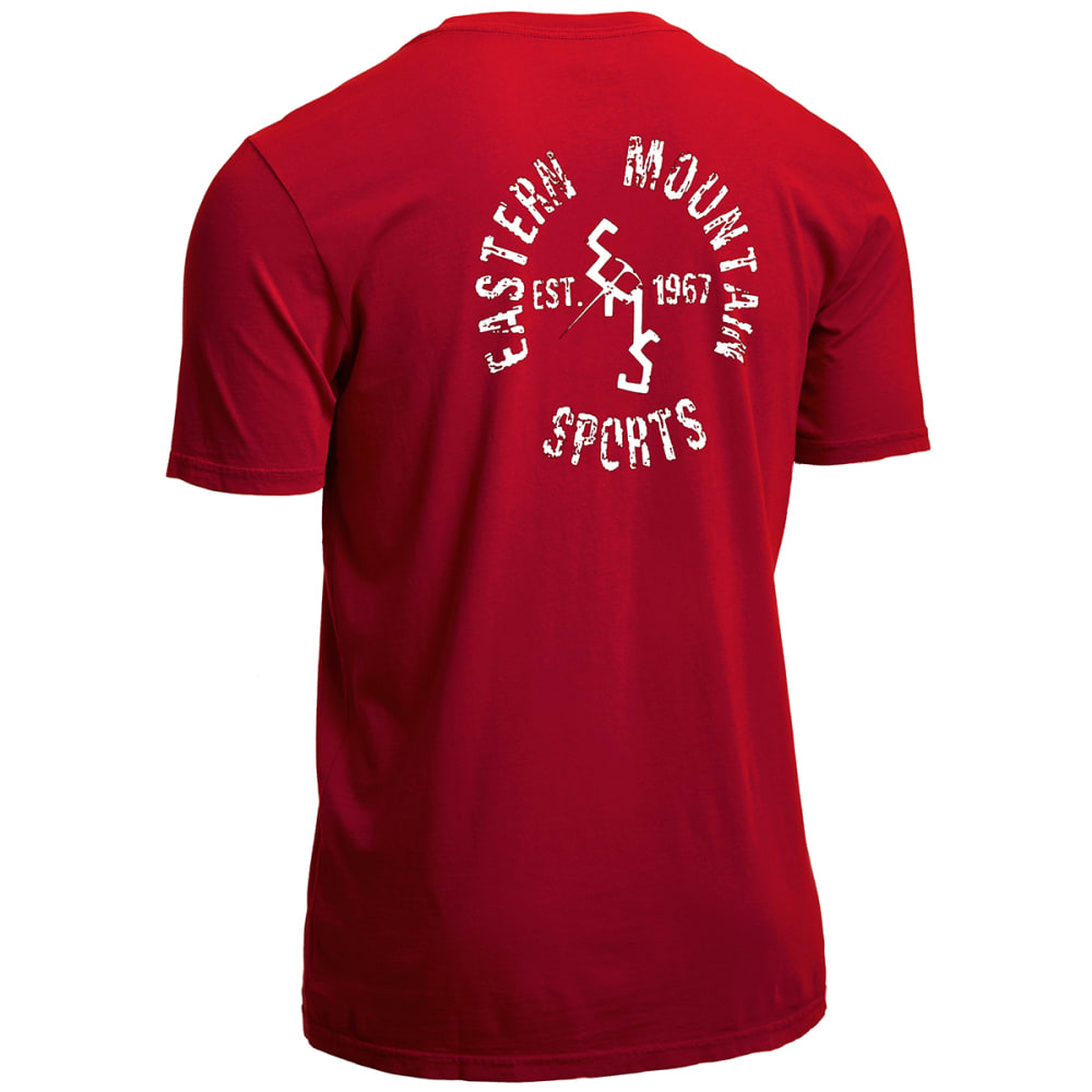 EMS® Men's Ice Axe Graphic Tee - DEEP RED