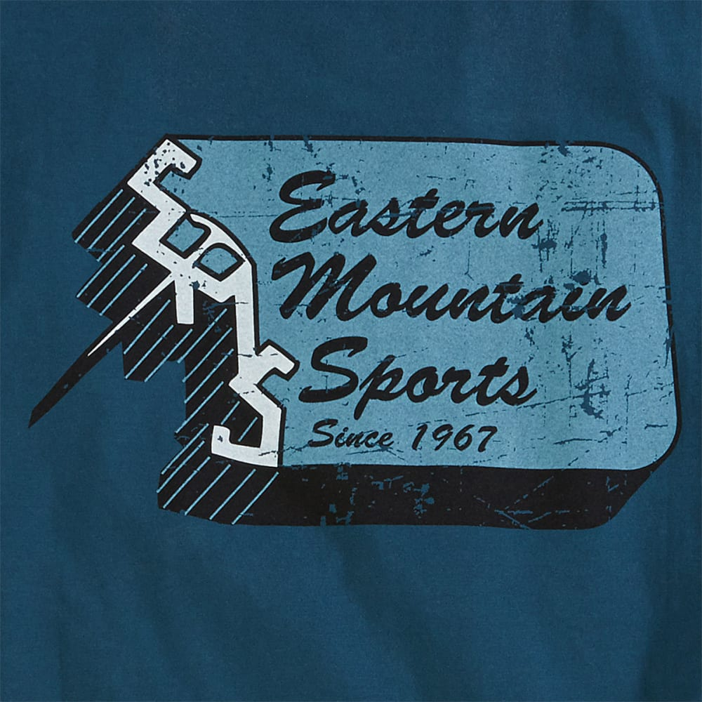 EMS® Men's Since '67 Graphic Tee - MAJOLICA BLUE