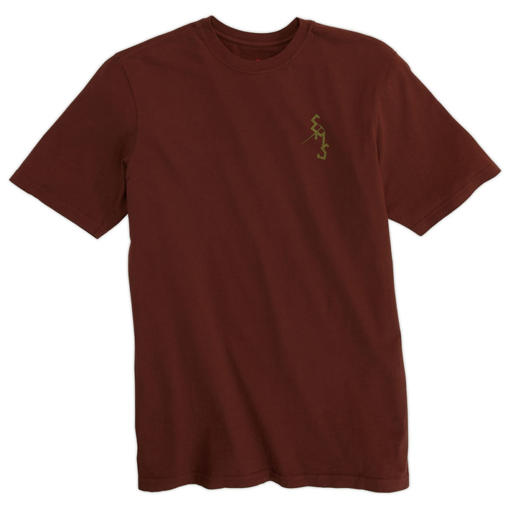EMS® Men's Ice Axe Graphic Tee - MADDER BROWN