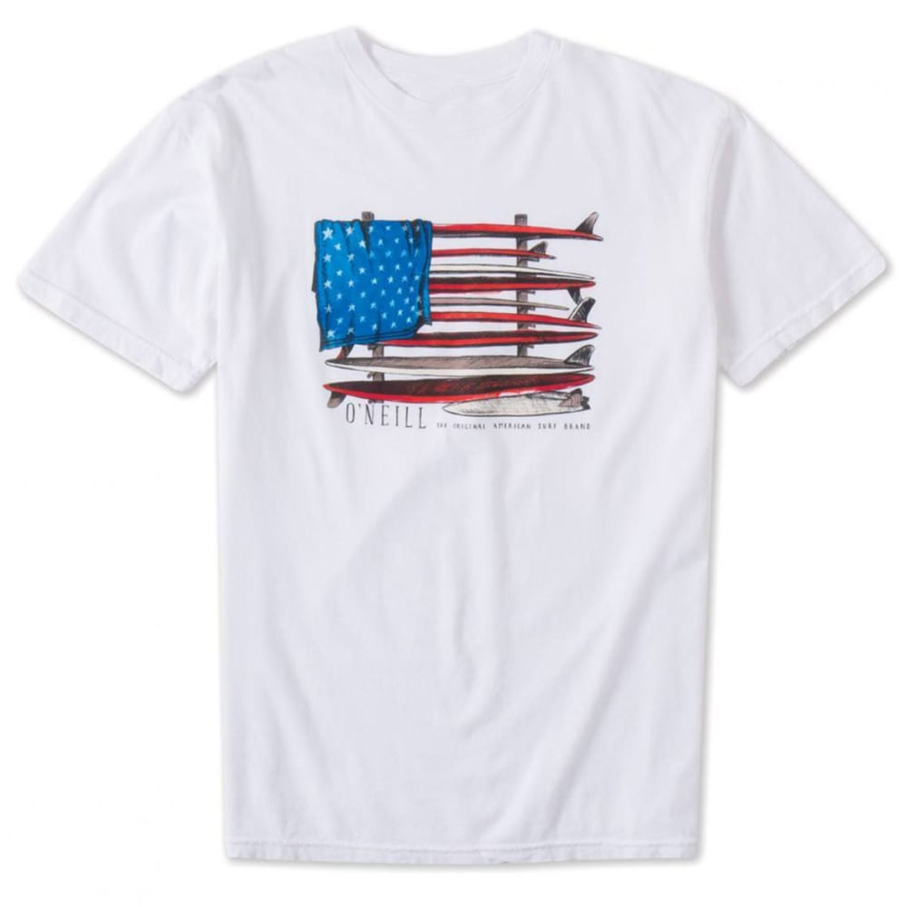 O'NEILL Men's United T - WHITE