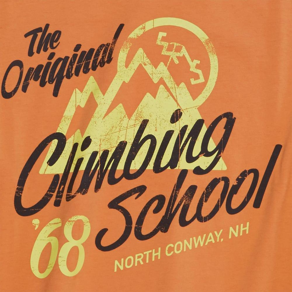 EMS® Men's Climbing School Graphic Tee - APRICOT