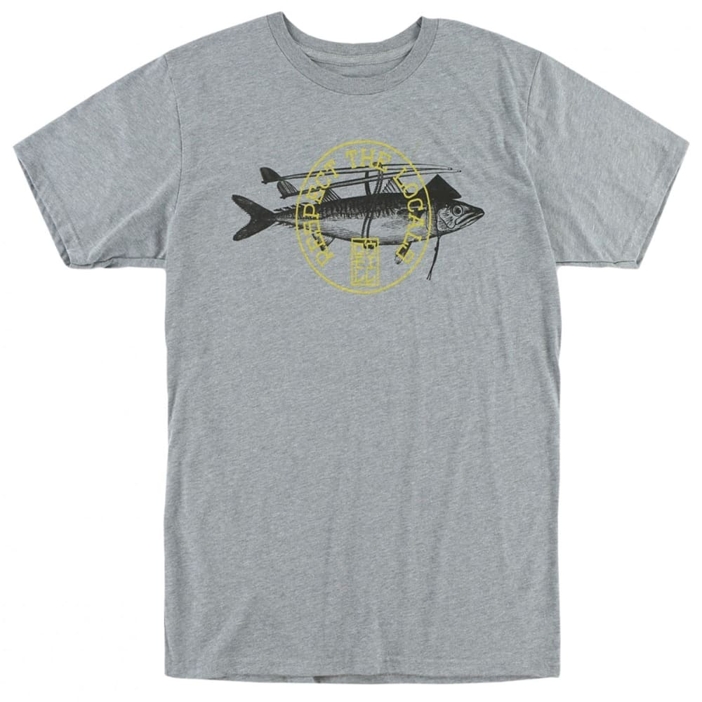 O'NEILL Men's Sushi Roll Tee Shirt - BLACK