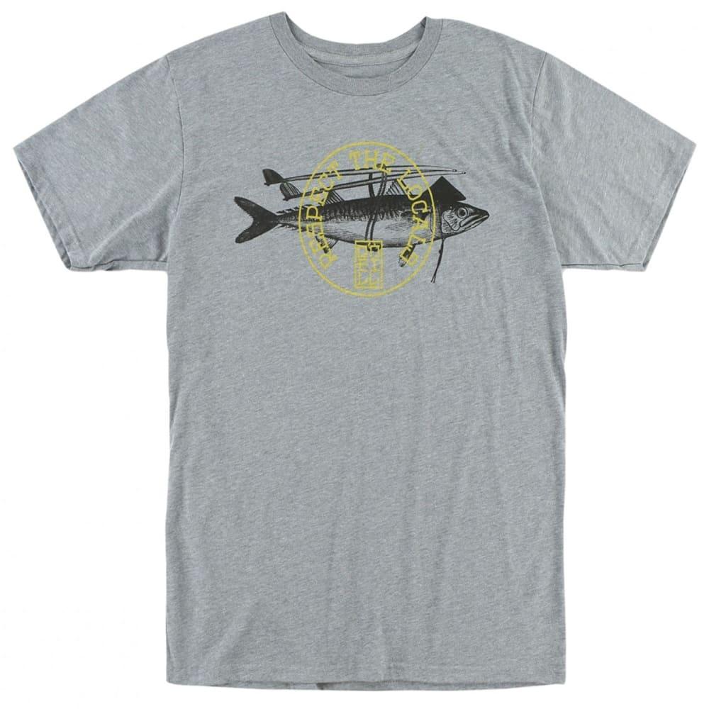 O'NEILL Men's Sushi Roll Tee Shirt - BLACK