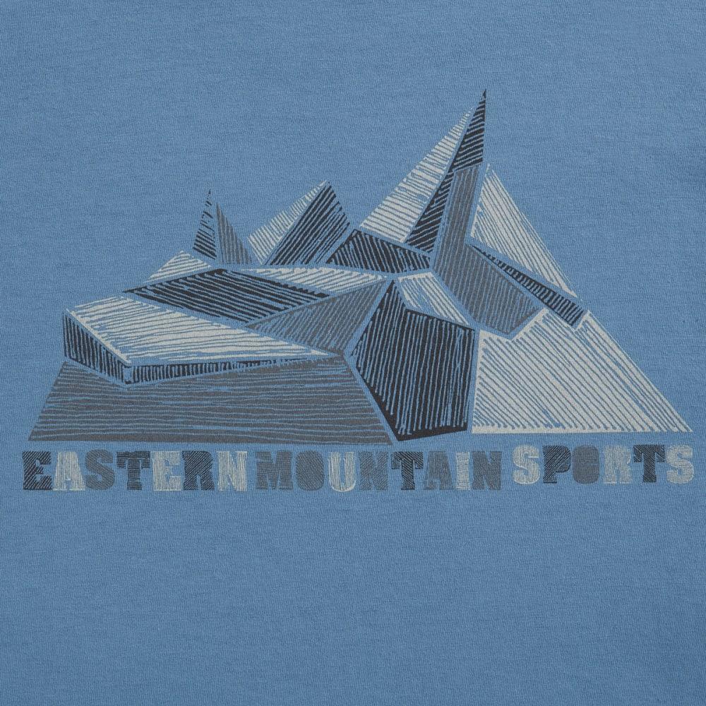 EMS® Men's Glacier Graphic Tee - CORONET BLUE