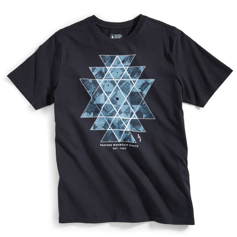 EMS® Men's Mystical Graphic Tee - JET BLACK