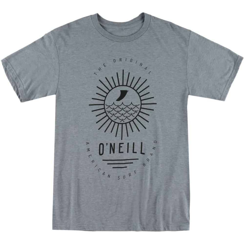 O'NEILL Men's Floater Tee - ATHLETIC GREY HEATHE