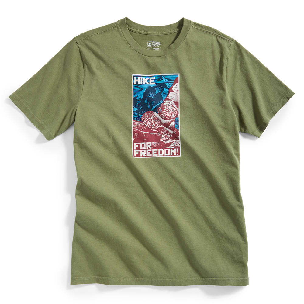 EMS® Men's Hike for Freedom Graphic Tee - LODEN