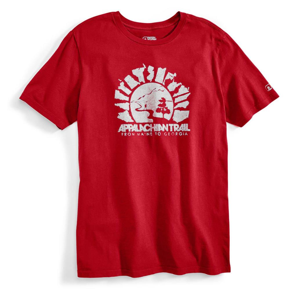 EMS® Men's At Sun Scene Graphic Tee - BIKING RED