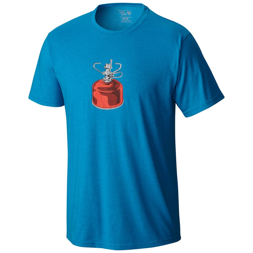 MOUNTAIN HARDWEAR Men's Can of Fuel Graphic Tee - DARK COMPASS