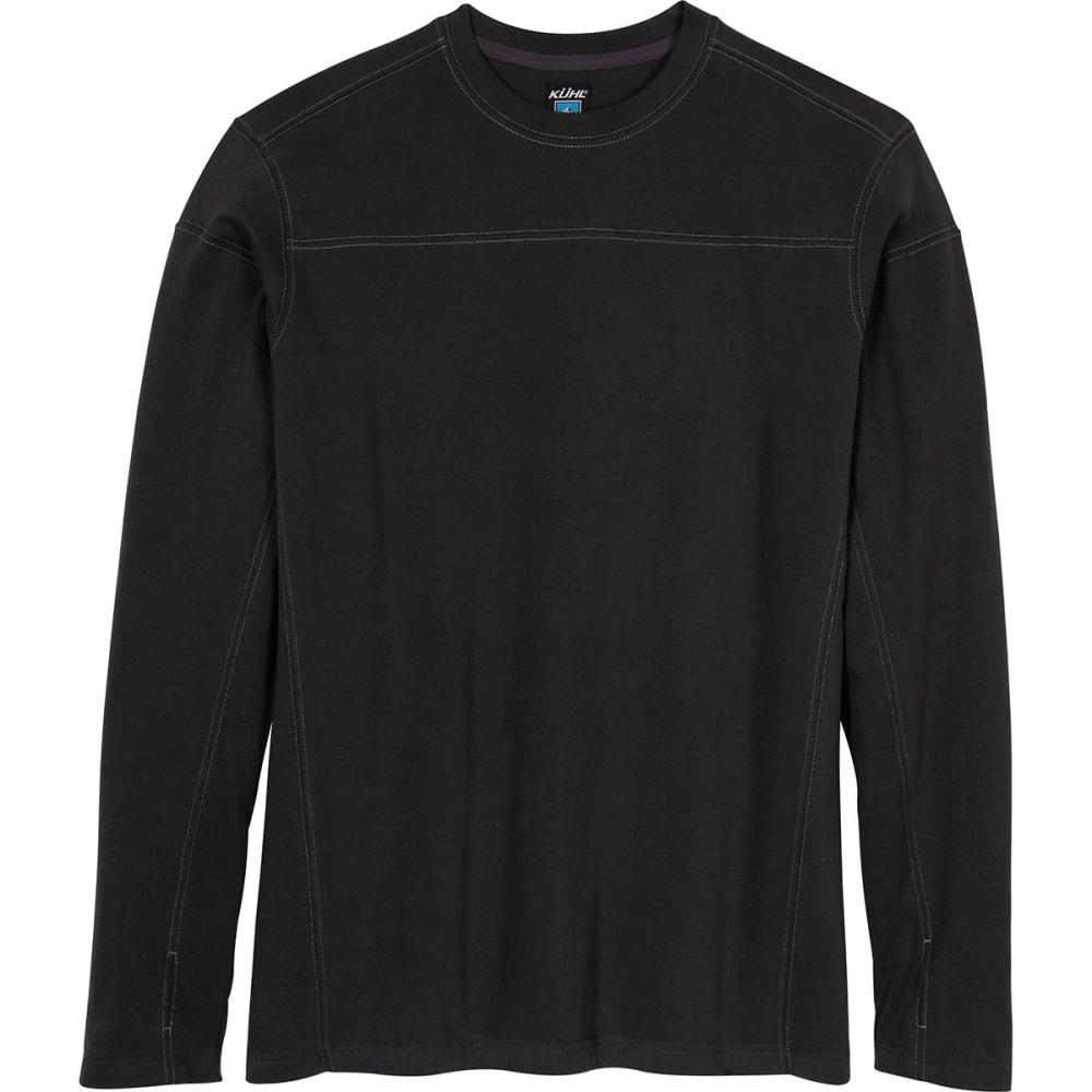 KÜHL Men's Blast Shirt, L/S  - BLACK