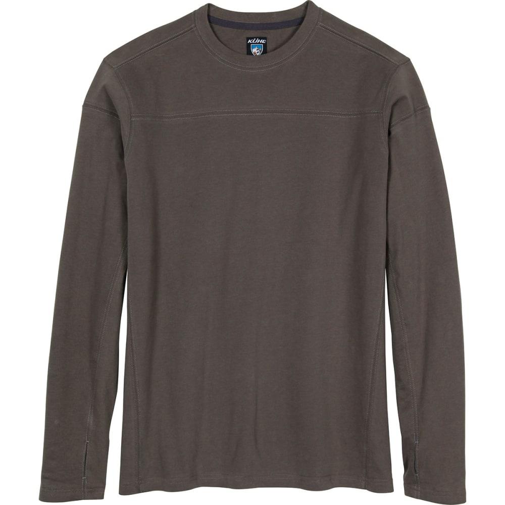 KÜHL Men's Blast Shirt, L/S - GUNMETAL
