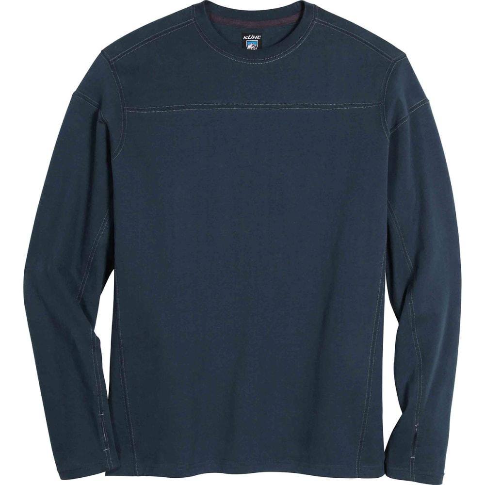 KÜHL Men's Blast Shirt, L/S  - BLUE