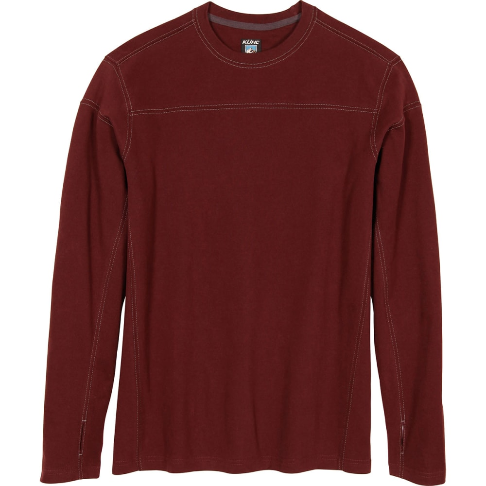 KÜHL Men's Blast Shirt, L/S   - BRICK