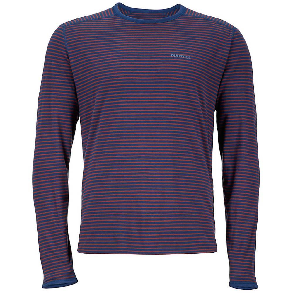 MARMOT Men's Folsom Reversible Shirt, L/S - DARK INDIGO
