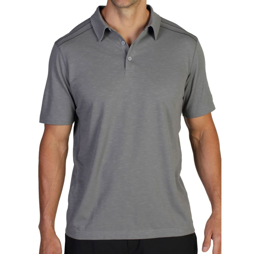 EXOFFICIO Men's Techspresso Polo   - ROAD