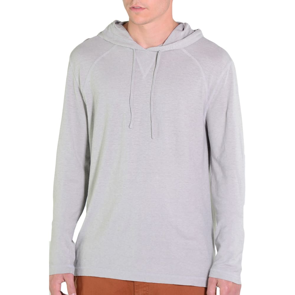 GRAMICCI Men's Bridger Hoodie, L/S - CLOUDY GREY