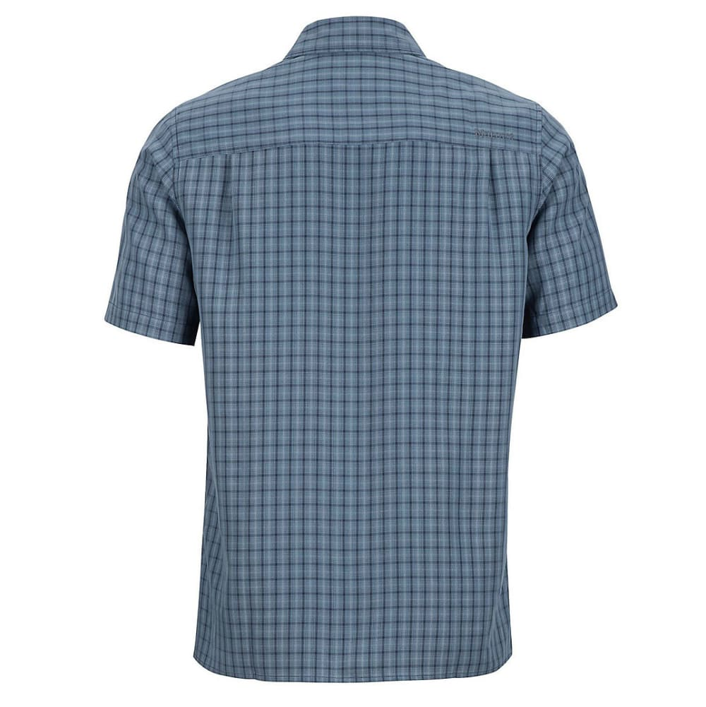 MARMOT Men's Eldridge Shirt - 1515-STEEL ONYX