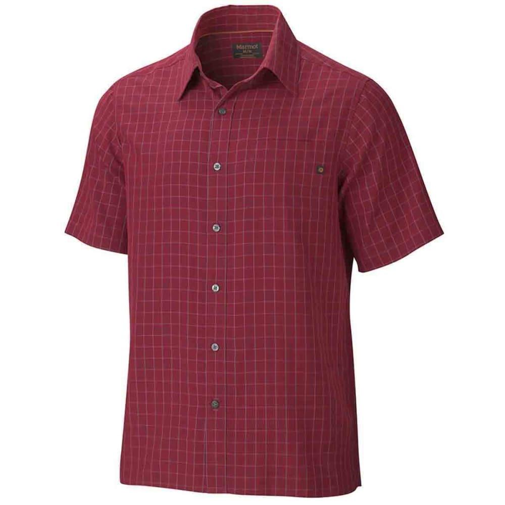 MARMOT Men's Eldridge Shirt - BRICK