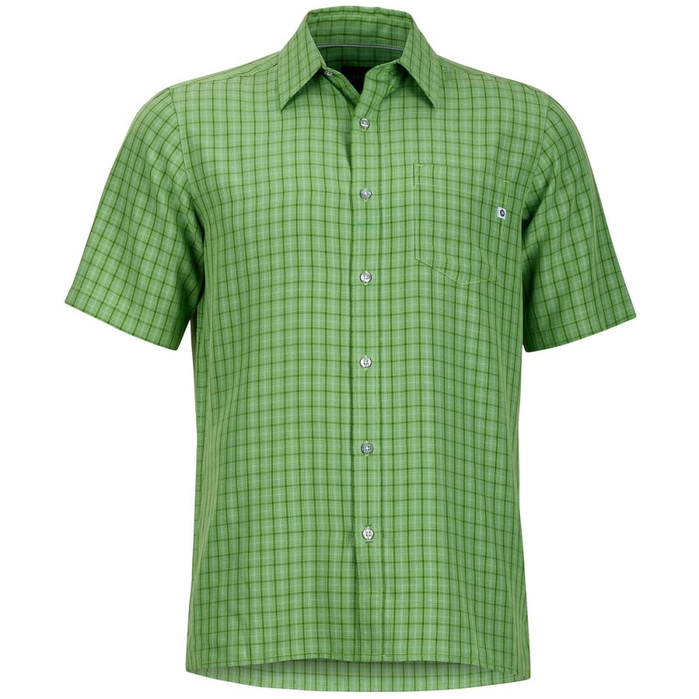MARMOT Men's Eldridge Shirt - GREEN