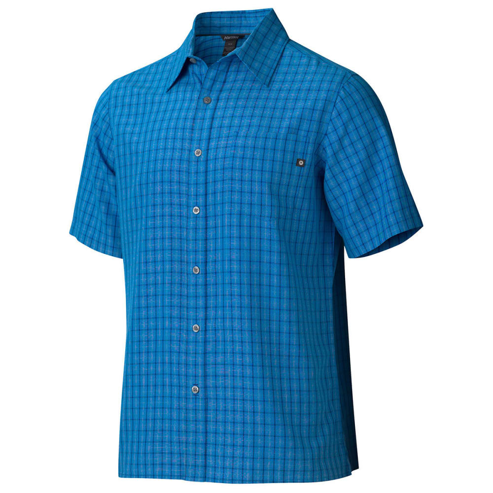 MARMOT Men's Eldridge Shirt - TRUE BLUE