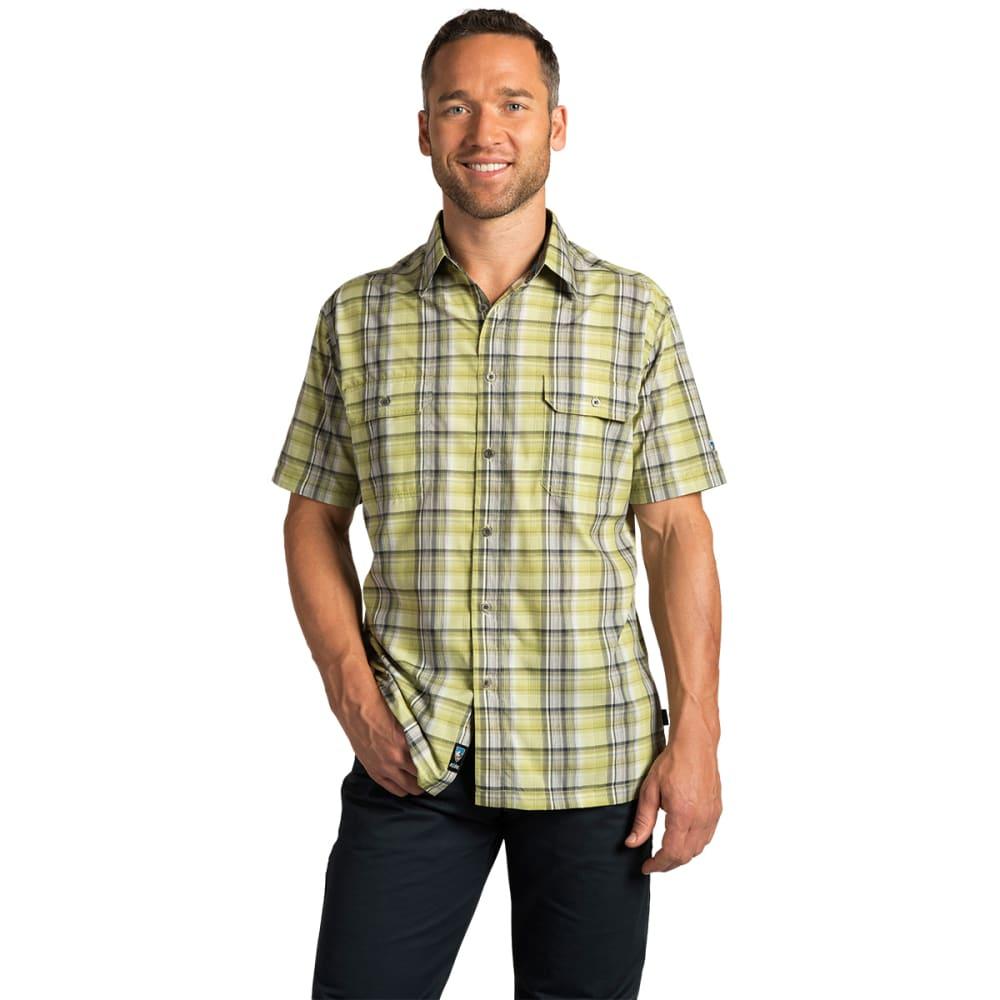 KÜHL Men's Response Shirt, S/S  - LIZARD