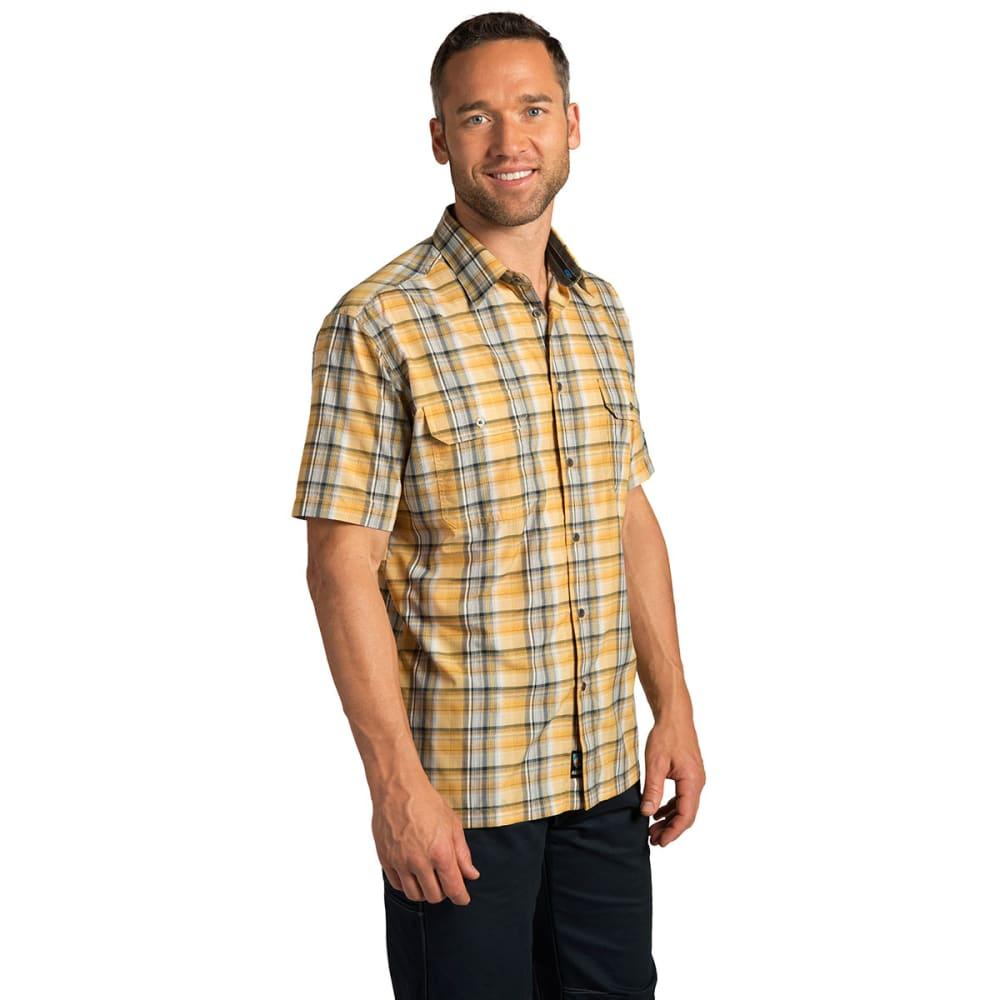 KÜHL Men's Response Shirt, S/S - SUNSET