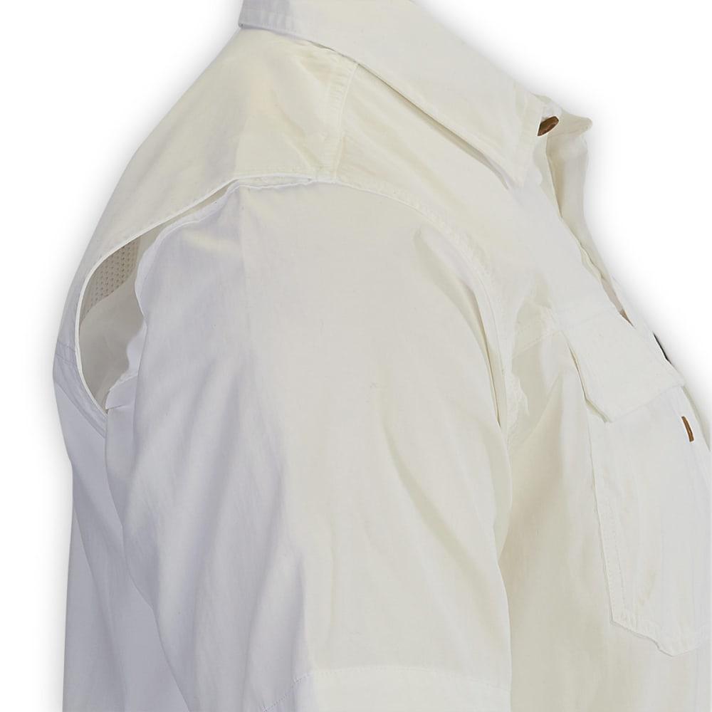 EMS® Men's Trailhead Short-Sleeve Shirt - BRIGHT WHITE