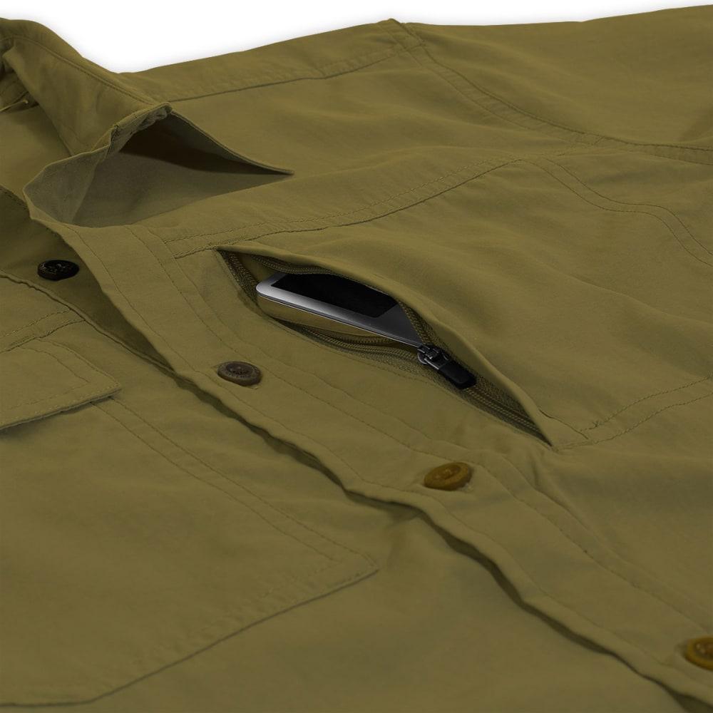 EMS® Men's Trailhead Short-Sleeve Shirt - CAPULET OLIVE