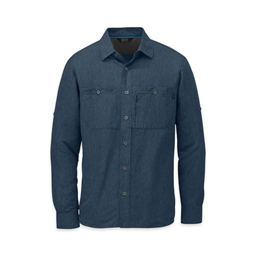 OUTDOOR RESEARCH Men's Wayward Shirt - DUSK