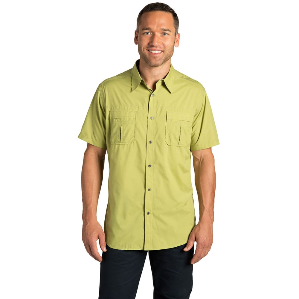 KÜHL Men's Infinite Shirt, S/S  - LIZARD