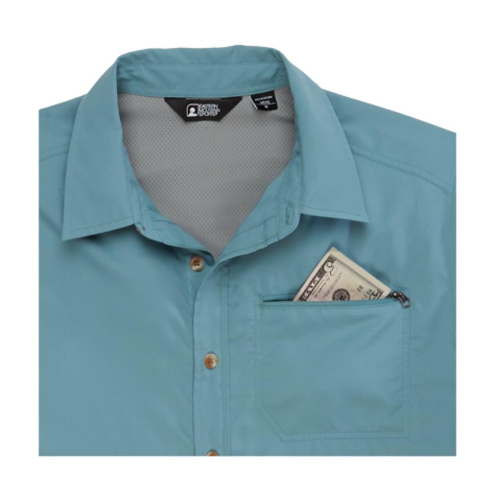 EMS® Men's Compass Short-Sleeve Shirt - MINERAL BLUE