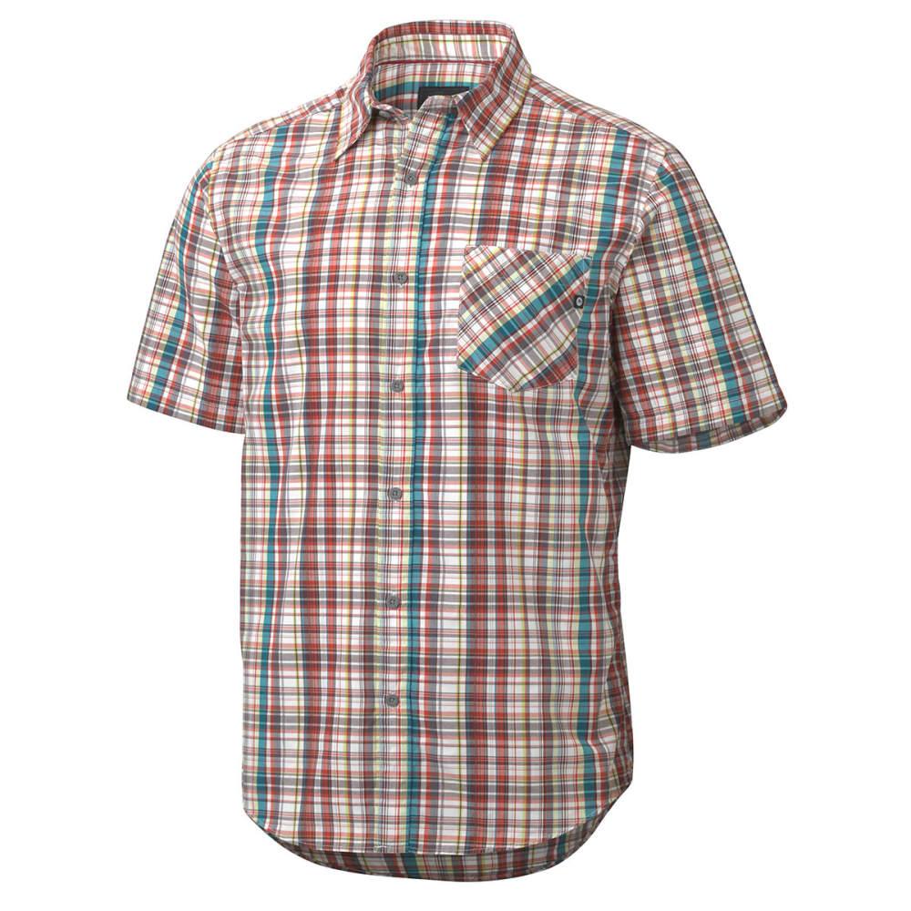 Marmot Men's Mitchell Shirt, S/s - Red - Size M 51300