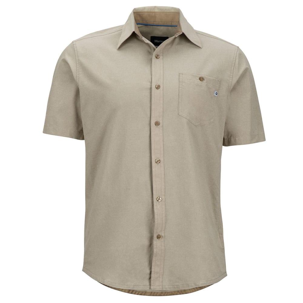 MARMOT Men's Windshear Short-Sleeve Shirt S