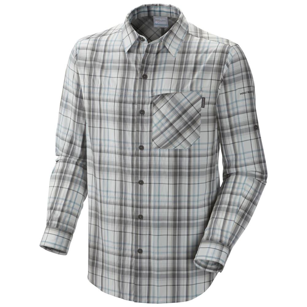 Columbia Bug Shield Plaid Long Sleeve Shirt