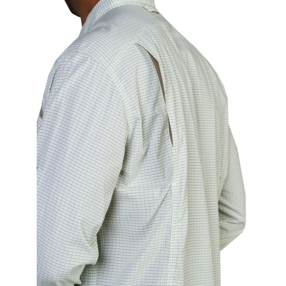 EXOFFICIO Men's BugsAway® Halo Check Shirt, L/S   - PATH