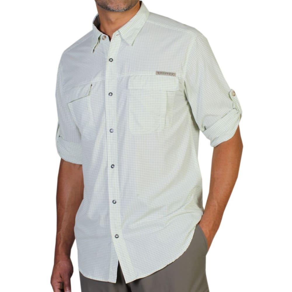 EXOFFICIO Men's BugsAway® Halo Check Shirt, L/S   - PATH