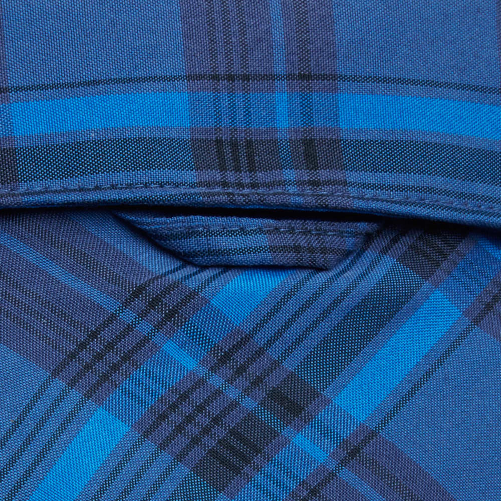 EMS® Men's Journey Long-Sleeve Plaid Shirt  - SODALITE