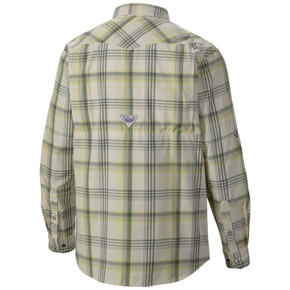 COLUMBIA Men's PFG Beadhead™ Long-Sleeve Shirt - STONE