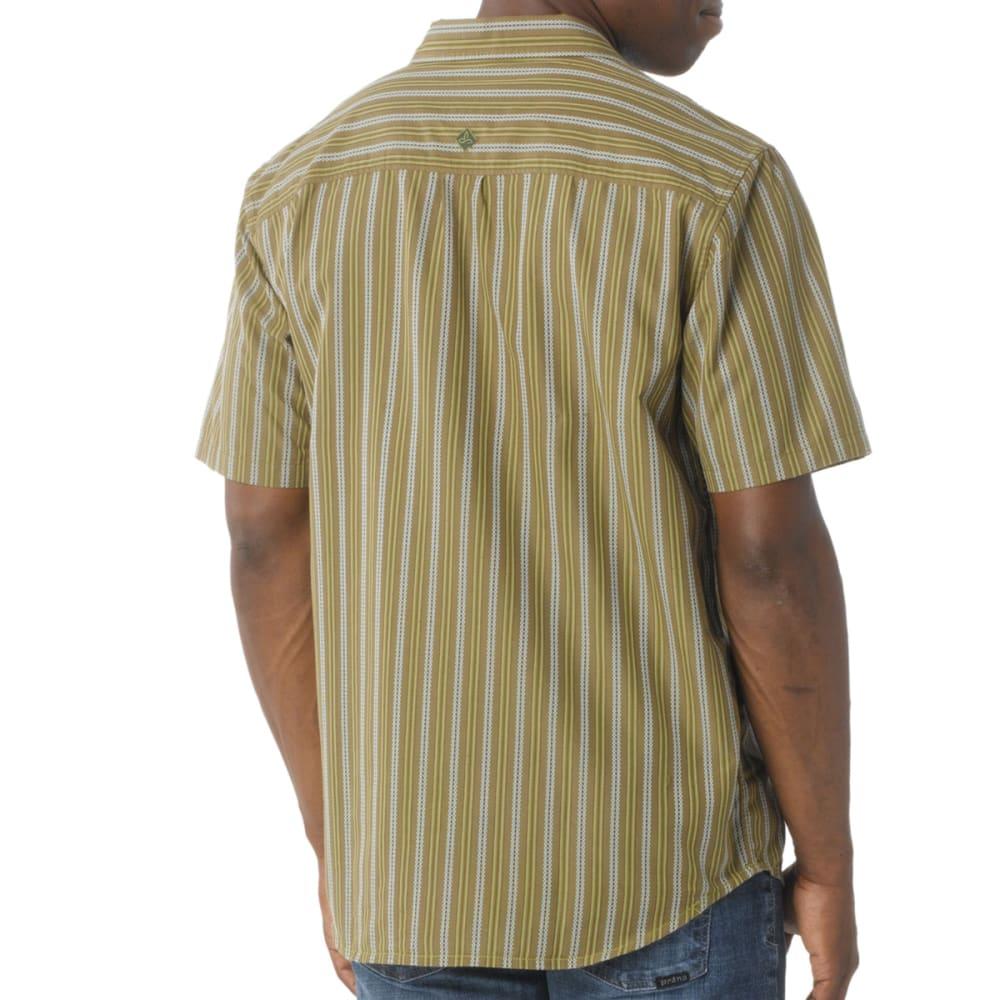 PRANA Men's Curtis Shirt, S/S - MOSS